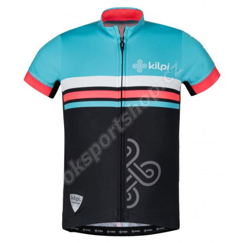 Cyklistický dres Kilpi Corridor-JG modrá
