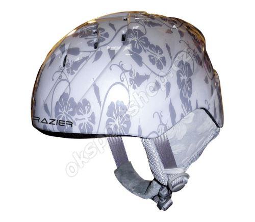 Lyžařská helma Cassia White 46 - 53