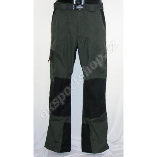 Kalhoty Defender zelená