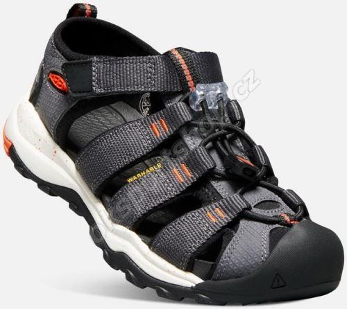 Sandále Keen Newport Neo H2 Magnet/spicy orange