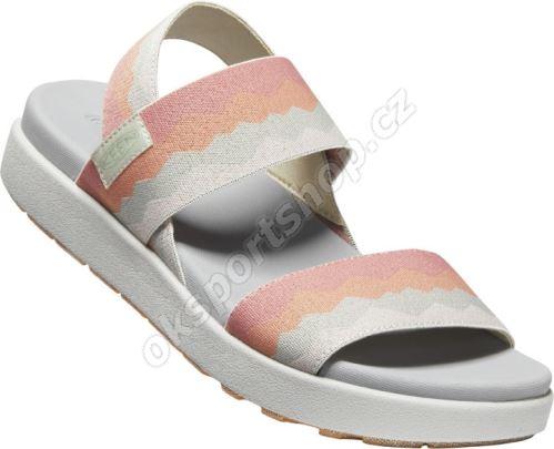 Sandále Keen Elle Backstrap W Brick dust/vapor