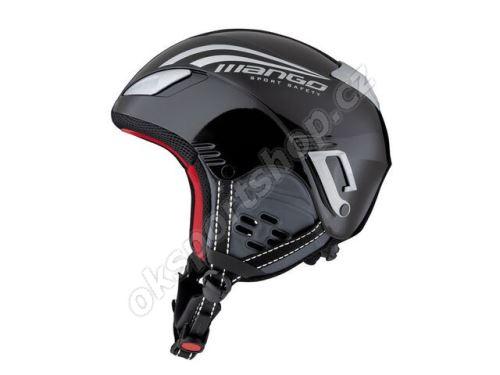 Lyžařská helma Mango Wind Baby černá 48-52