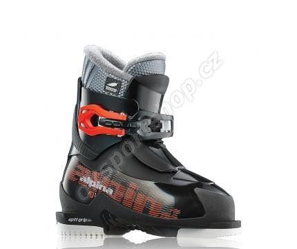 Sjezdová Obuv Alpina 3F01-1 AJ1 Black/Red