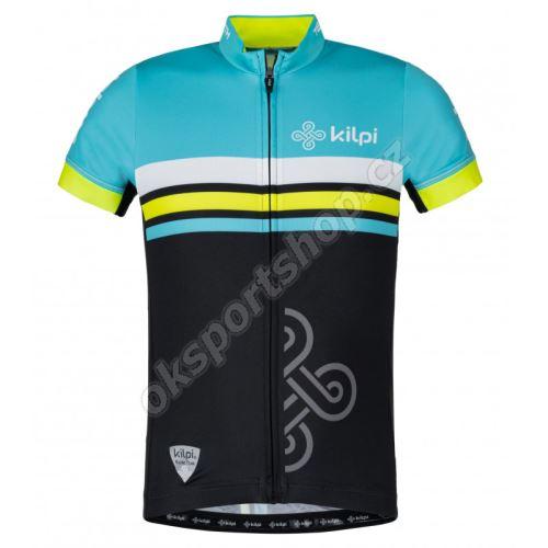 Cyklistický dres Kilpi Corridor-JB modré